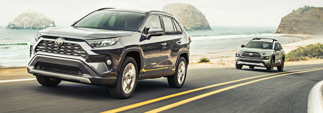 How powerful is the Toyota RAV4?