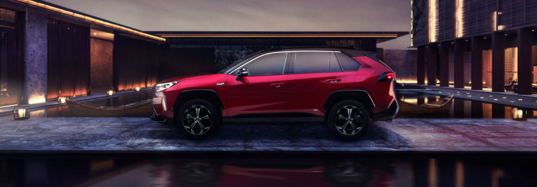 2021 Toyota Rav4 Prime Engine Specs And Gas Mileage