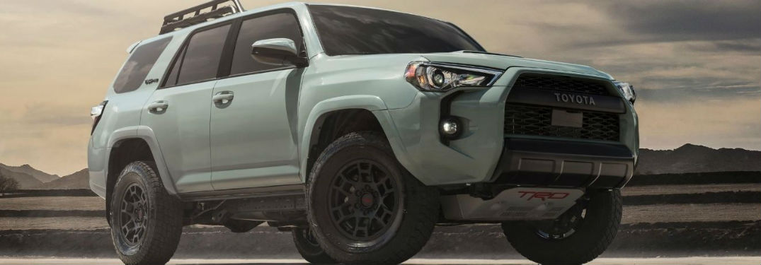 How much can the Toyota 4Runner tow?