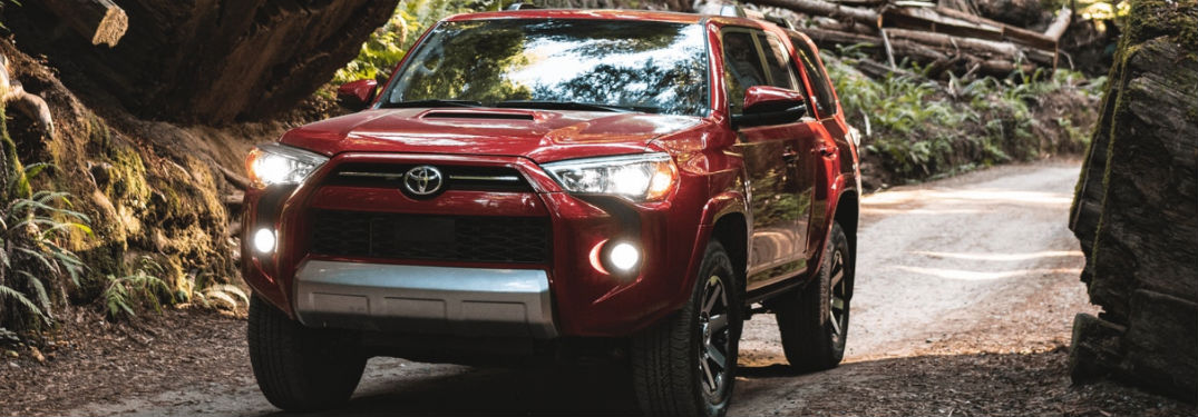 How much space is inside the Toyota 4Runner?