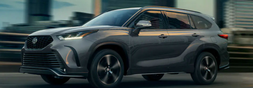 What does the Toyota Highlander look like?