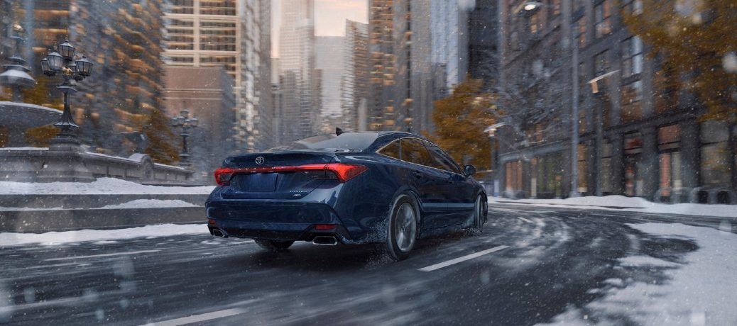 2021 Toyota Avalon on the road