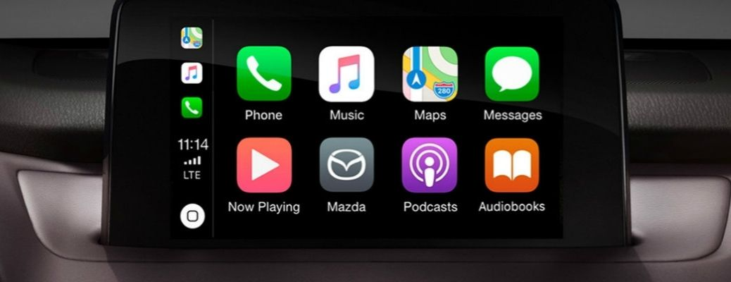 A Quick Start Guide: Connect Apple CarPlay® to Your Mazda