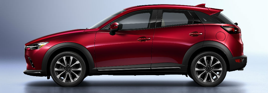 Honda Middletown Ny >> 2019 Mazda CX-3 Interior Dimensions and Cargo Space