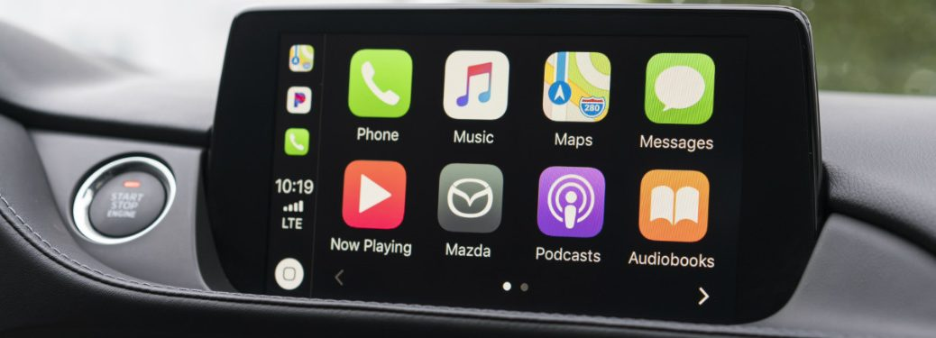 How To Connect To Mazda Android Auto And Apple Carplay