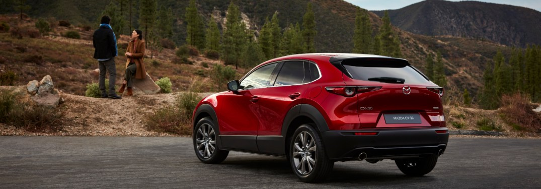 Is the 2020 Mazda CX-30 Larger Than the 2019 Mazda CX-3?