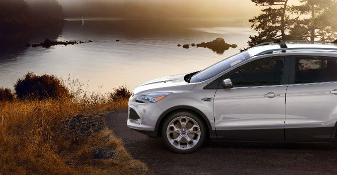 2015 Ford Escape Towing Capacity