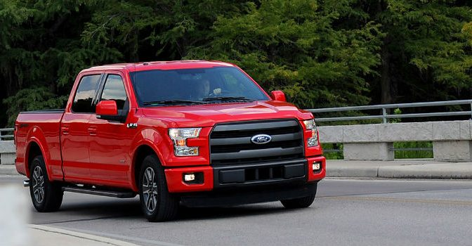 Ford F-150 color choices