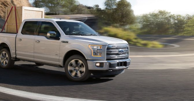 Does the 2015 Ford F-150 have massage seats?