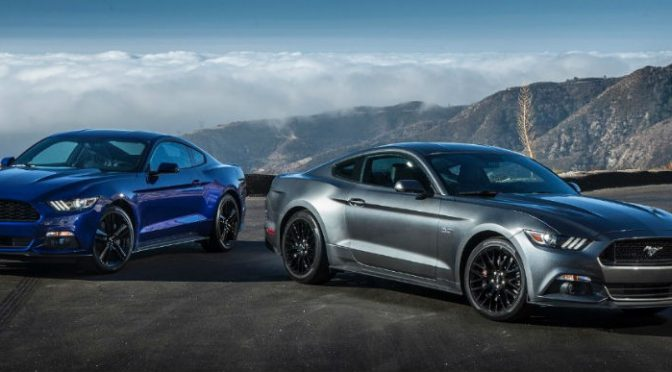 How to Prepare your Ford Mustang for Winter