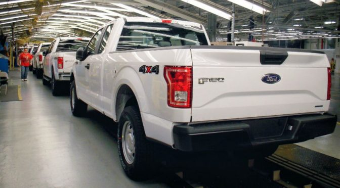 Does the Ford F-150 come in diesel