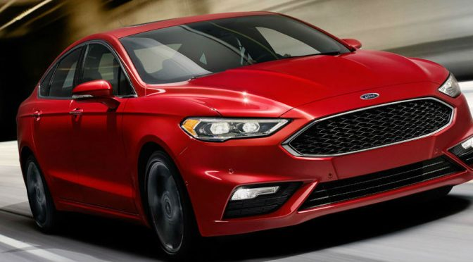 Ford Fusion V6 Sport Release Date and Price
