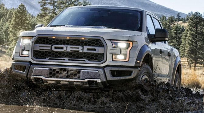 Changes and Updates for the 2017 Ford F-150