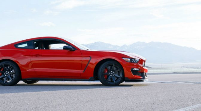 2017 Ford Mustang performance