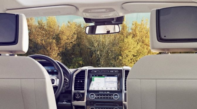 2018 Ford Expedition Entertainment