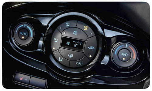 Ford Automatic Climate Control