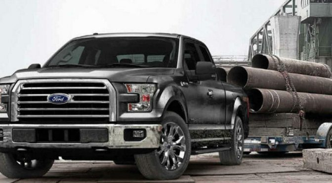 2017 Ford F-150 Black Exterior - List of 2017 Ford F-150 Exterior Paint Color Options