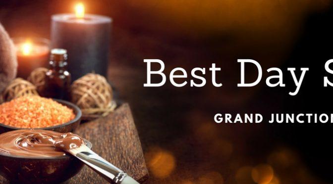 Best Day Spas in Grand Junction Title, Spa Supplies and Candle