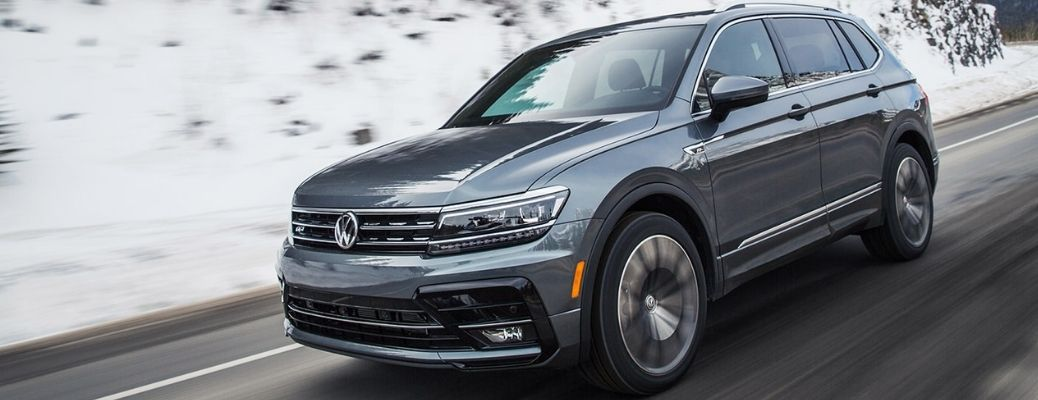 All you need to know about 2021 Volkswagen Tiguan Safety Features.