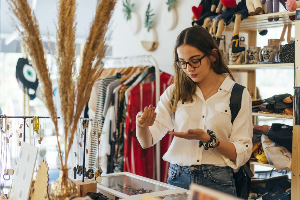 Shop Small And Local At Findings Market