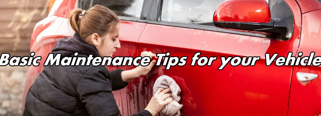 Three Easy Ways to Maintain your Vehicle