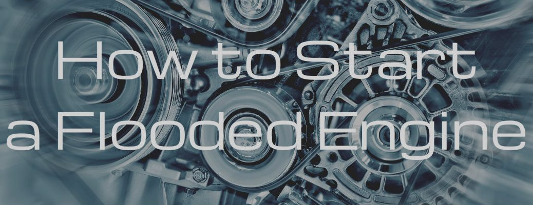 How to Start a Mazda With a Flooded Engine