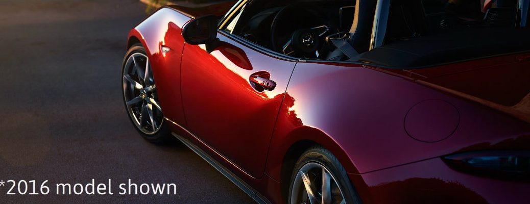 How Much Will the 5th Generation Mazda MX-5 Miata Weigh?