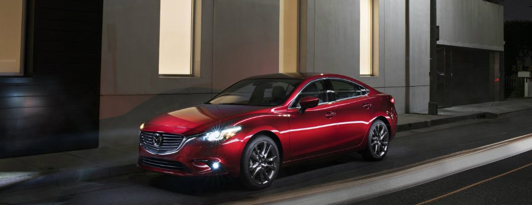 2017 Mazda6 Updates and Changes