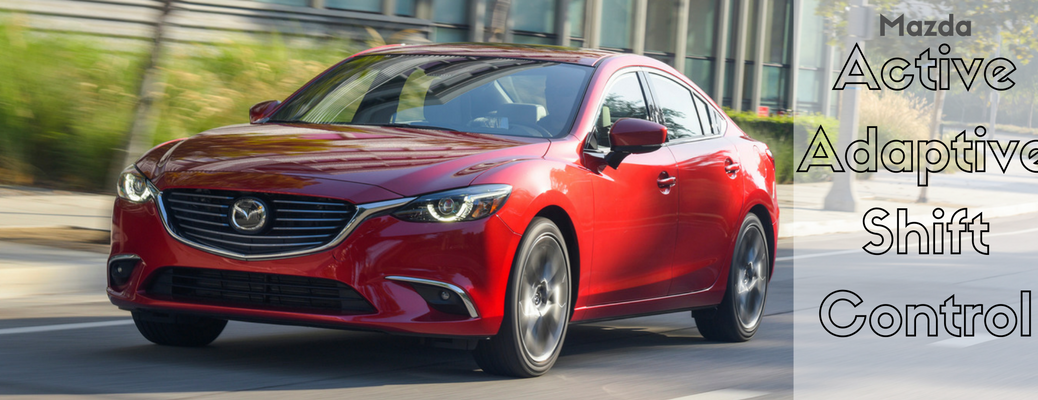 What Is Mazda Active Adaptive Shift Control?