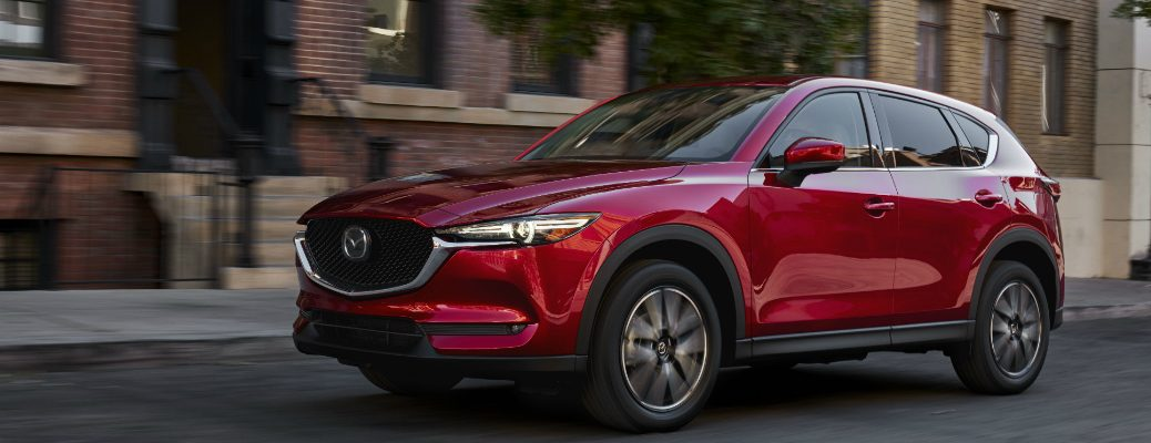 2017 Mazda CX-5 Changes and Release Date
