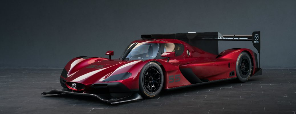 Mazda RT24-P Race Car Engine and Design Specs