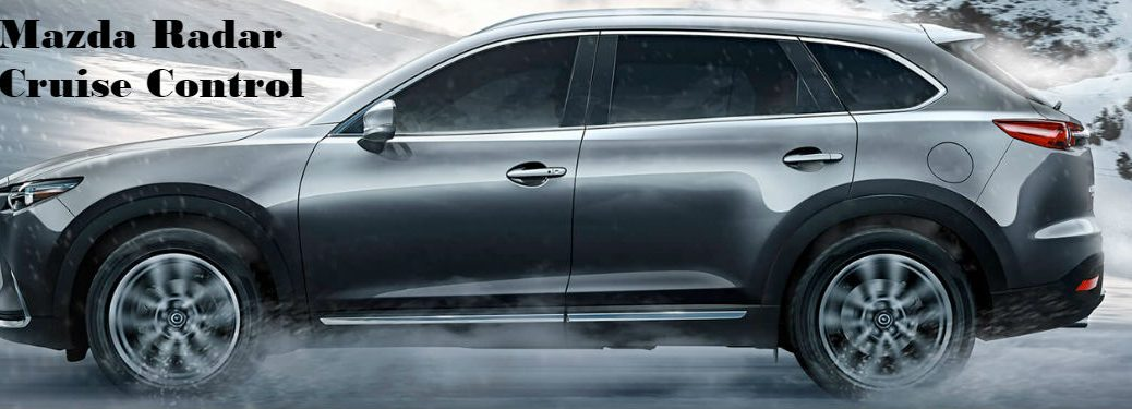 2018 Mazda CX-9 Feature Updates and Standards