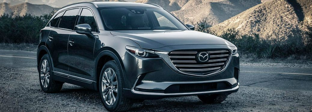 2017 Mazda CX-9 Engine Specs and Towing Capacity