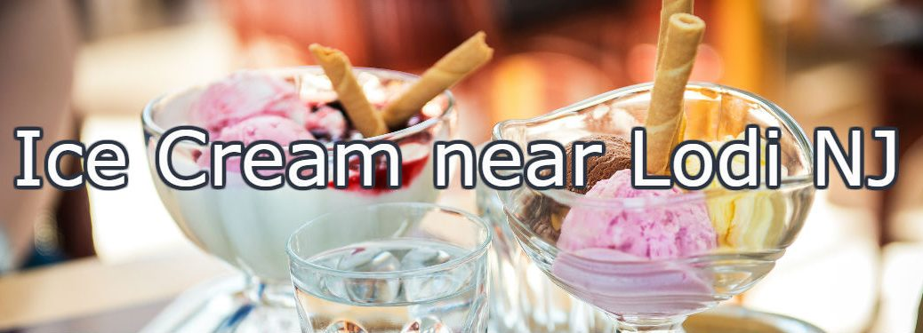 Best Creameries and Ice Cream Shops in the Bergen County Area