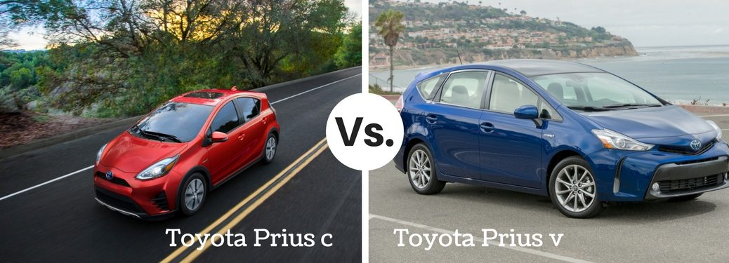 What S The Difference Between The Prius C And Prius V