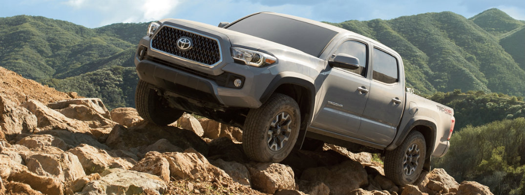 Toyota 4Runner Towing Capacity >> Available engine options and power ratings for the 2019 Toyota Tacoma - Novato Toyota