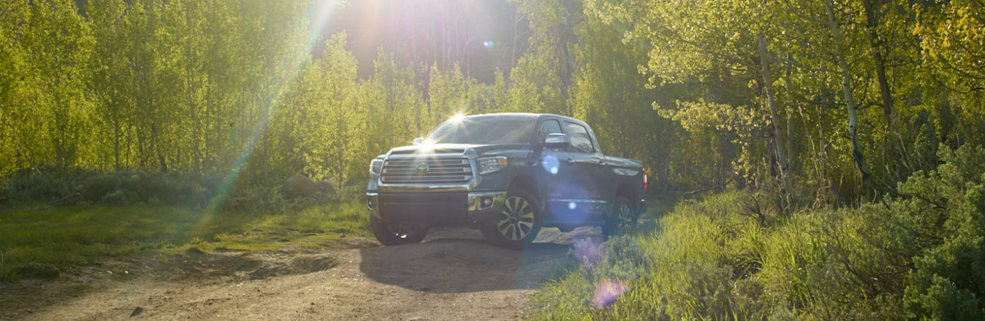 What Engine Does the 2020 Toyota Tundra Have?