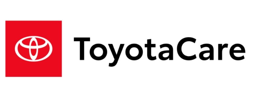 ToyotaCare No Cost Maintenance Plan banner