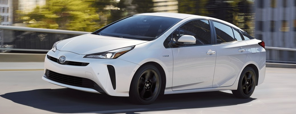 How does the Toyota Hybrid System work in Toyota hybrid vehicles?