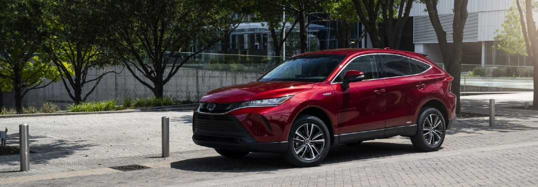 What Exterior Colors Are Available on the All-New 2021 Venza