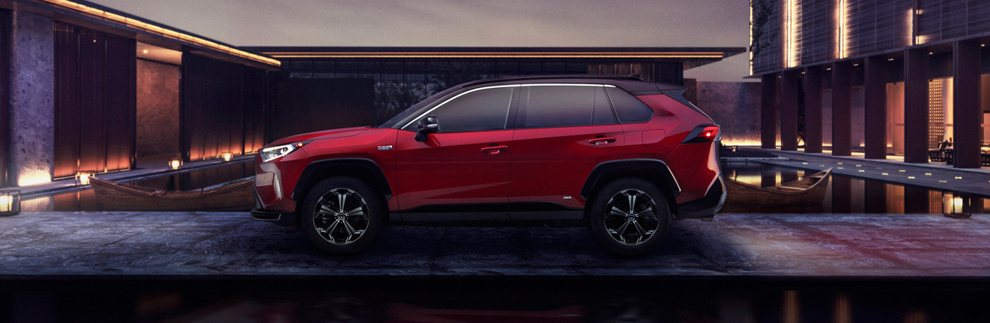 How powerful is the 2021 Toyota RAV4 Prime?