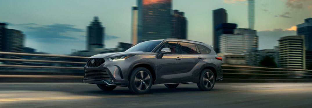 Novato Toyota Highlights Toyota SUVs with Excellent Cargo Hauling Capability