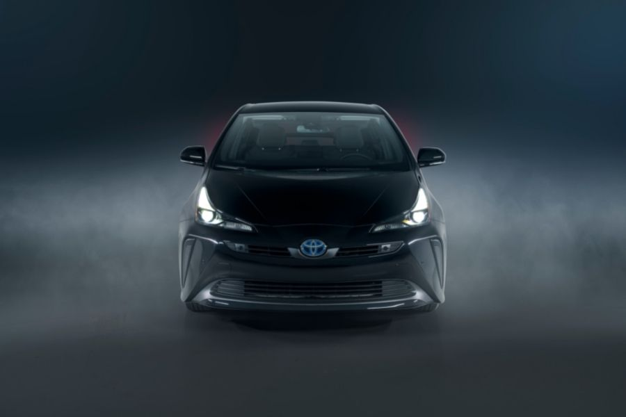 2022 Toyota Prius Nightshade Edition Front View