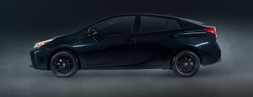 2022 Toyota Prius Nightshade Edition Left-Side View