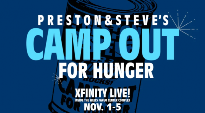 Fellah Auto Group Preston and Steve's Campout for Hunger