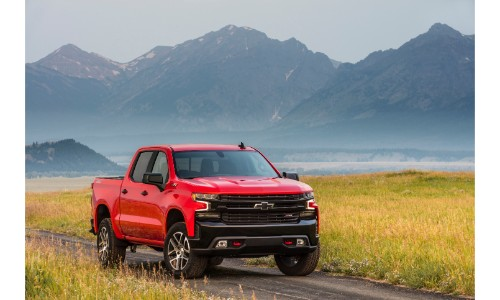2019 Chevy Silverado 1500 vs 2019 Ford F-150 vs 2019 Ram 1500
