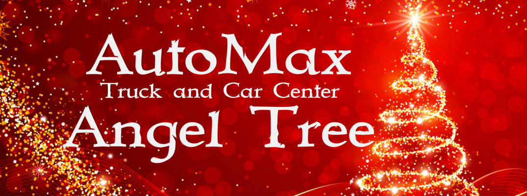 Angel Tree at AutoMax Truck and Car Center