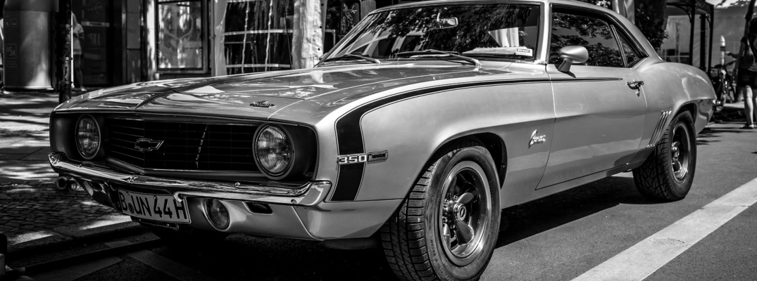 What are the Best Classic Muscle Cars of All Time?