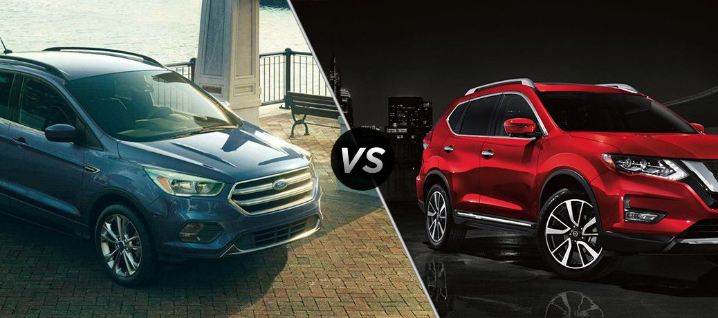 ford escape vs nissan rogue