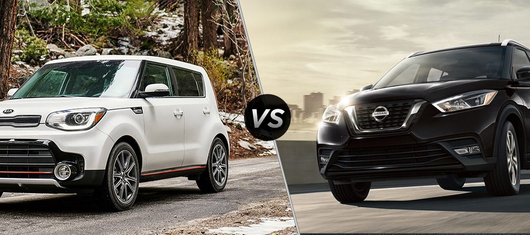 kia soul vs nissan kicks
